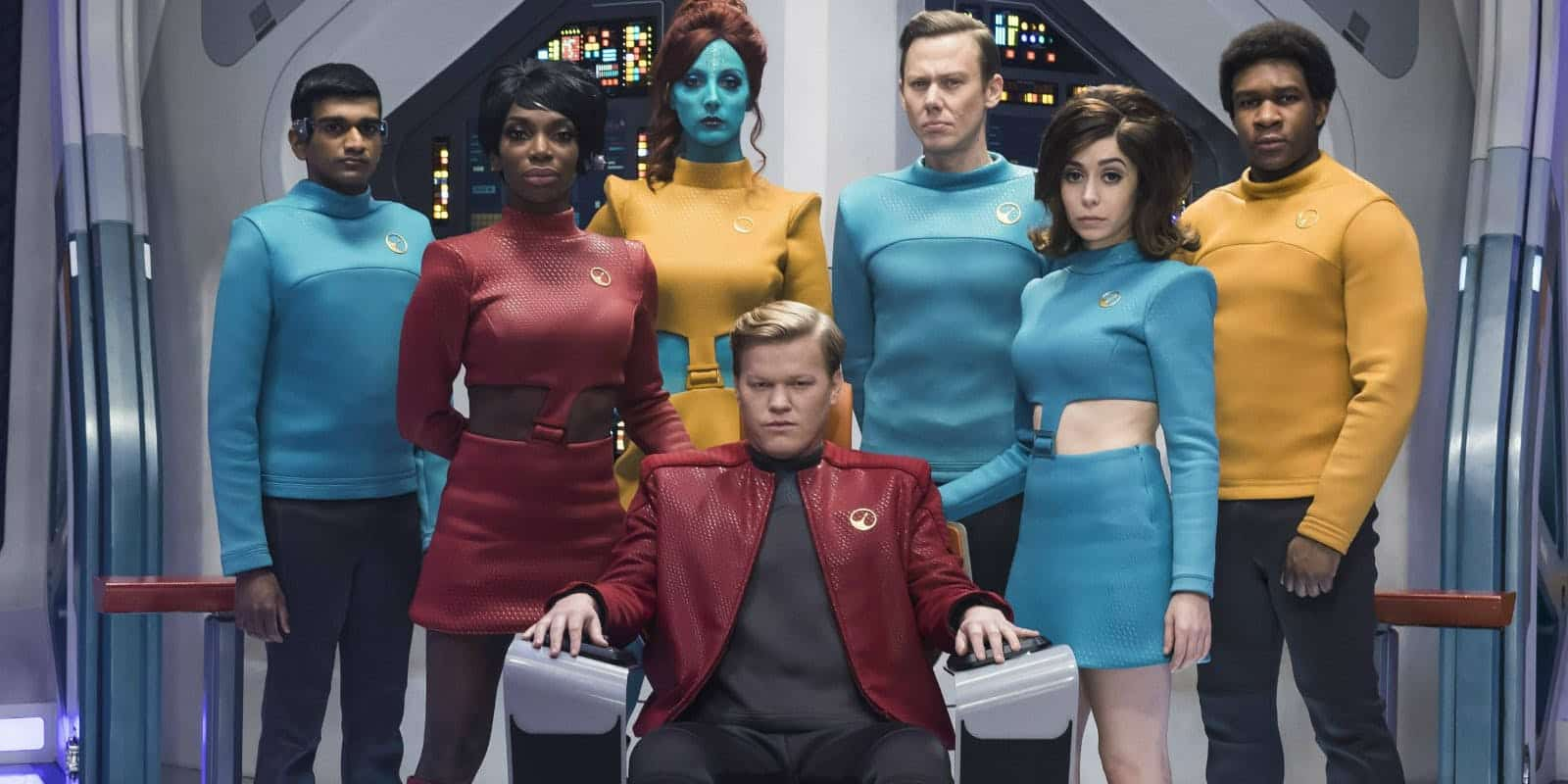 Black Mirror USS Introverted Nerd vs. Controlling Alpha